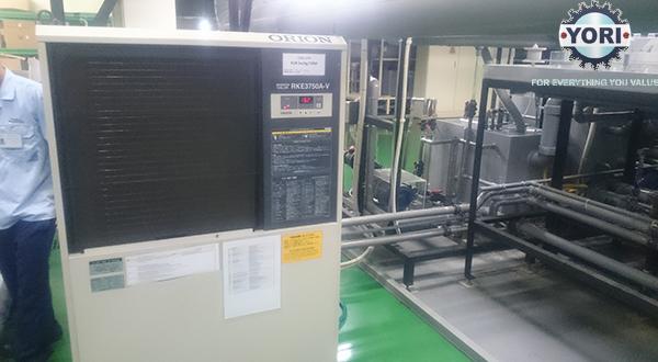 Kiểm tra và Tư vấn Water Chiller RKE3750A-V
