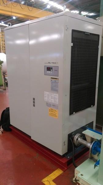 KIểm tra và vận hành máy làm lạnh nước_Testing and Commissioning  RKL7500D