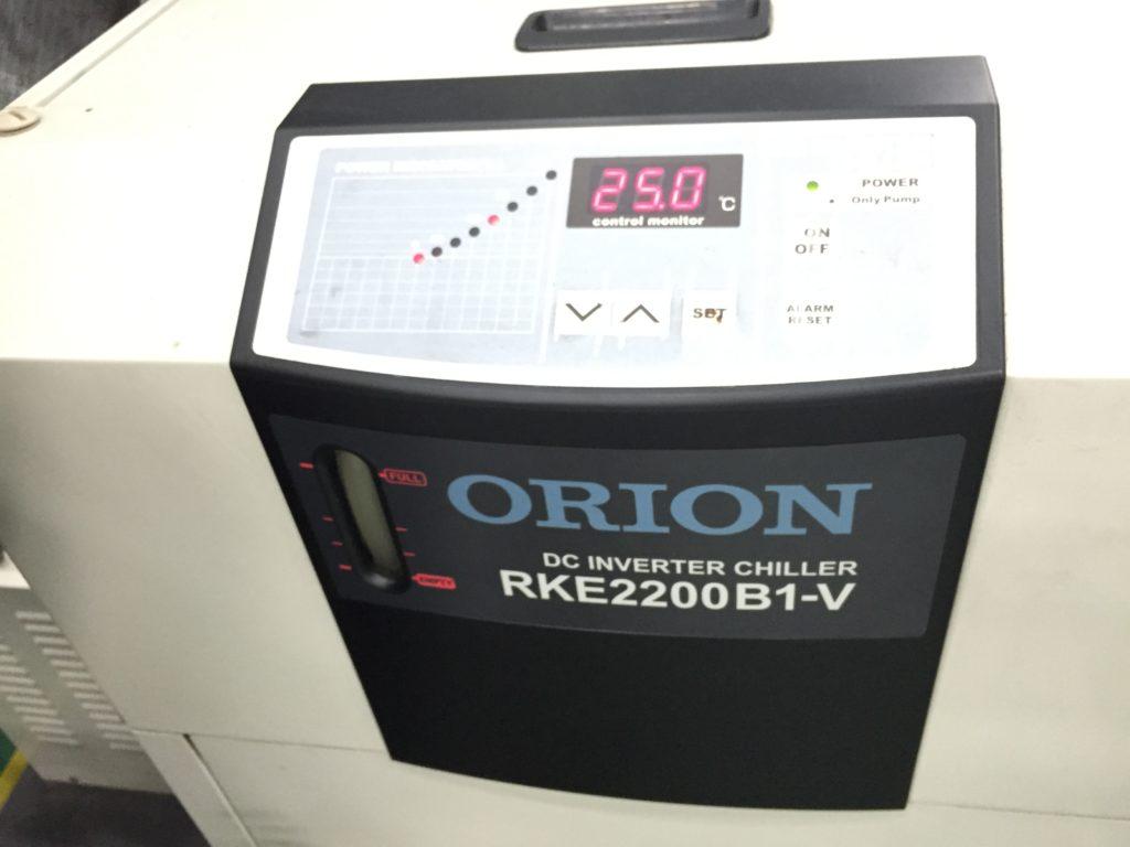DC Inverter Chiller For Plating Machine System - Máy làm lạnh nước biến tần sử dụng cho hệ thống máy mạ - 02.