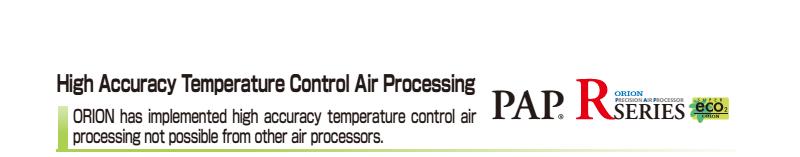 điều hòa chính xác nhiệt độ không khí