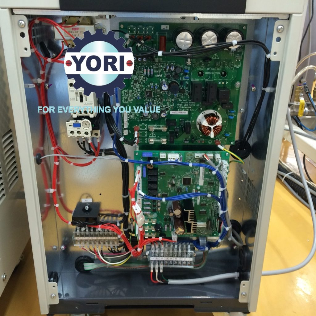 DC Inverter Control Board - Mạch biến tần DC điều khiển lốc nén mang lại hiệu quả chính xác cao và tiết kiệm năng lượng.