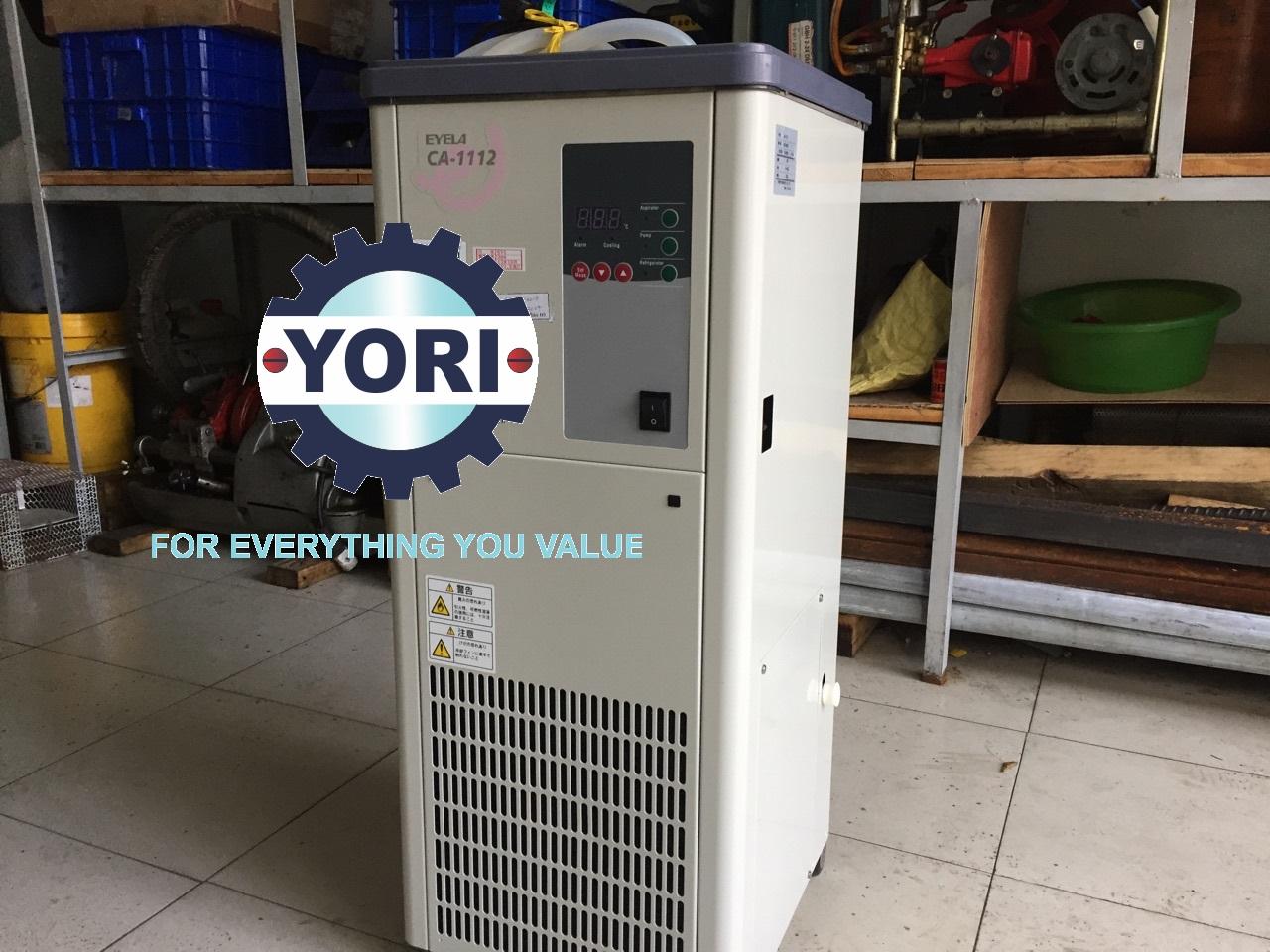 YORI – Water Chiller EYELA Maintenance and repair – Bảo trì và sửa chữa máy làm lạnh nước EYELA