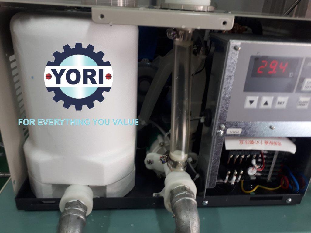 Testing and commissioning for Unit Cooler - Kiểm tra và vận hành thiết bị trước khi bàn giao cho chủ đầu tư.