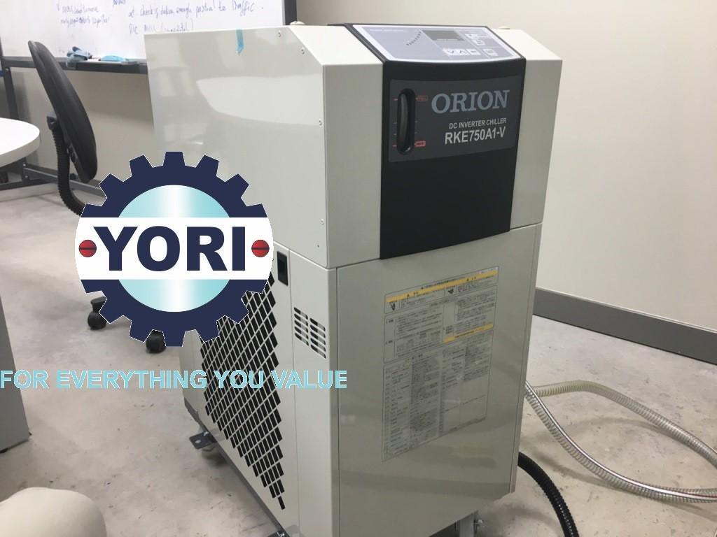 DC Inverter Chiller Orion - Máy làm lạnh nước biến tần DC ORION - Model RKE750A1-V