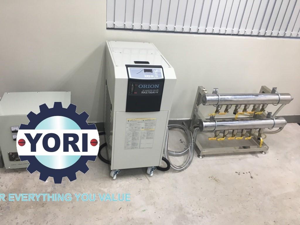Testing and Commissioning before handover equipment to the Customer – Kiểm tra và chạy thử thiết bị trước khi bàn giao cho Quý Khách Hàng.