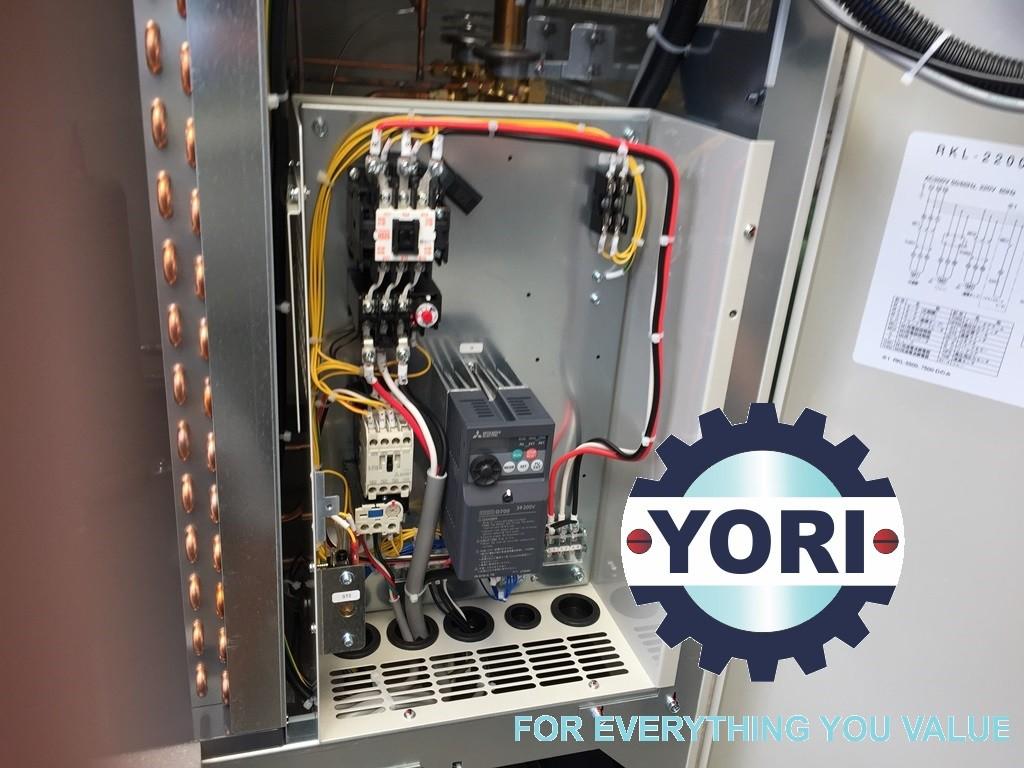 Electric Box - Tủ điều khiển