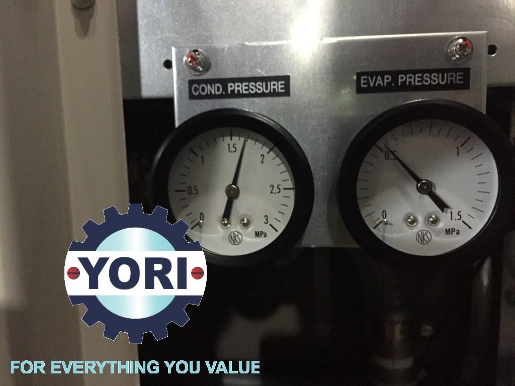Condenser and Evaporator Pressure Gauge - Đồng hồ áp lực gas