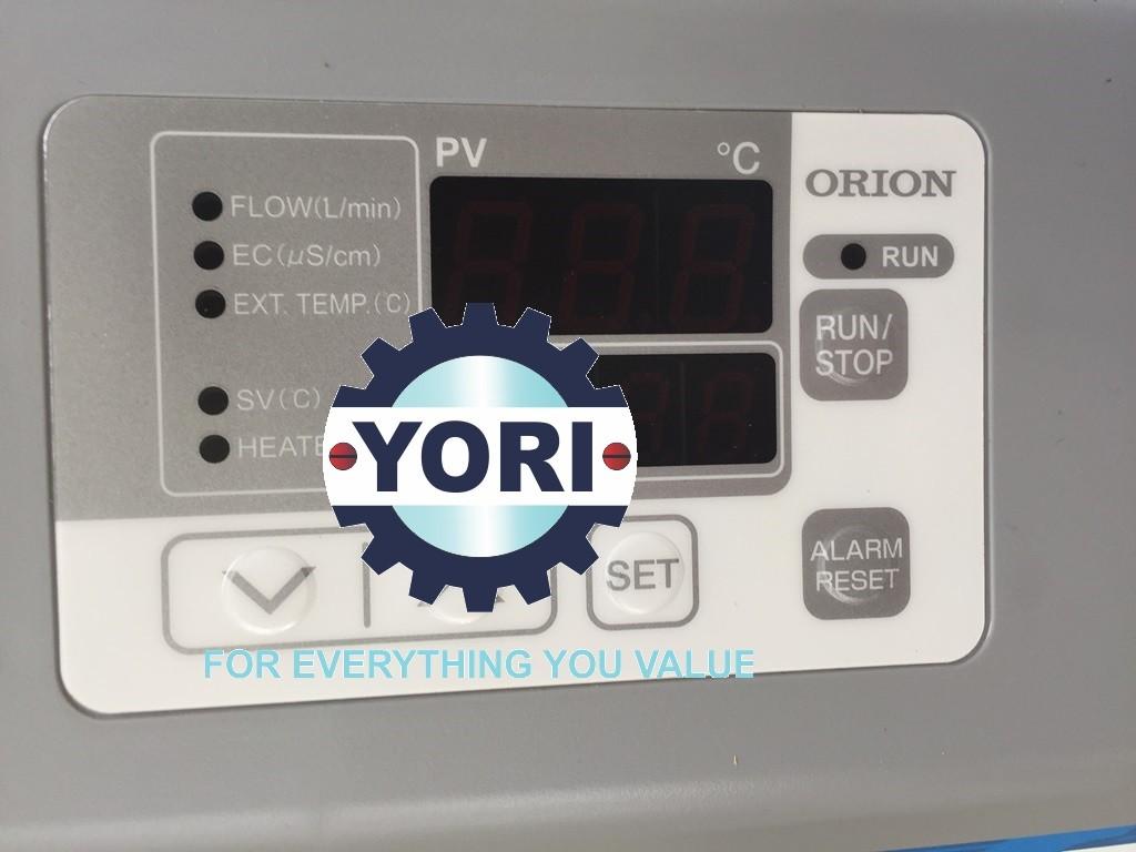 Control Panel - Bảng điều khiển cho máy làm lạnh chiller Orion