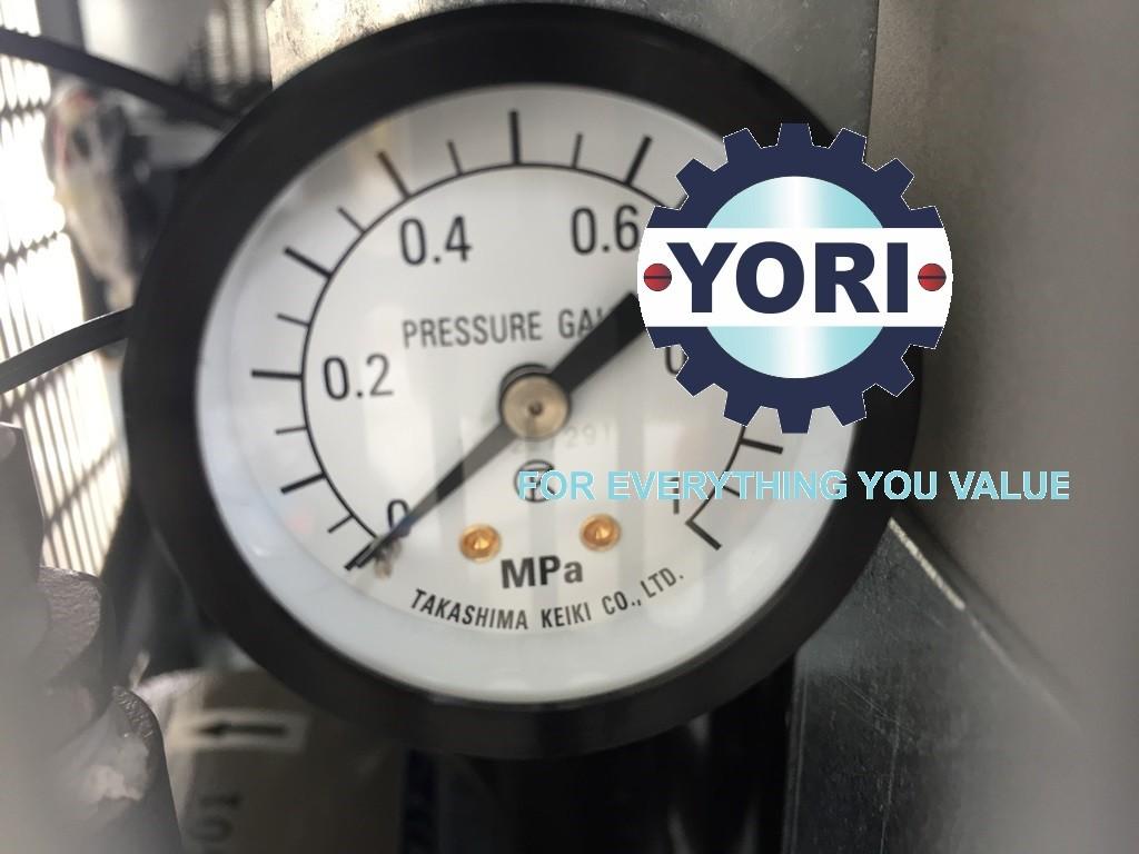 Water Pressure Gauge - Đồng hồ áp lực nước