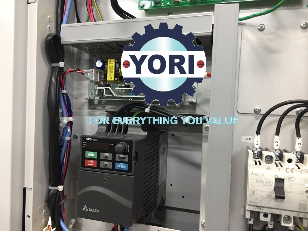 Discharge Pump Inverter - Biến tần điều khiển bơm tuần hoàn nước