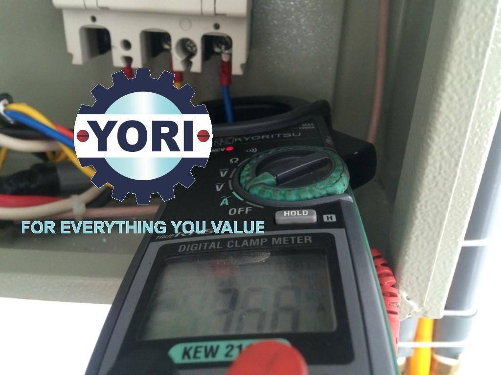 Testing and commissioning for Unit Cooler – Kiểm tra và bàn giao máy làm lạnh nước ORION