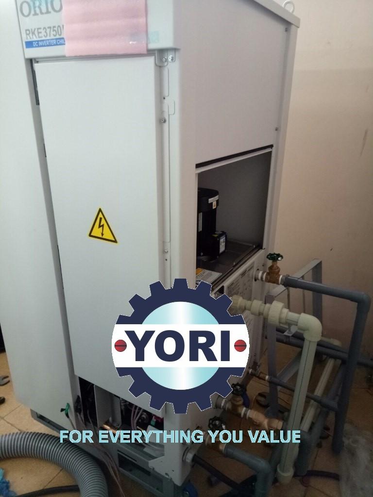 DC Inverter Chiller ORION – Máy làm lạnh nước biến tầm ORION siêu tiết kiệm điện