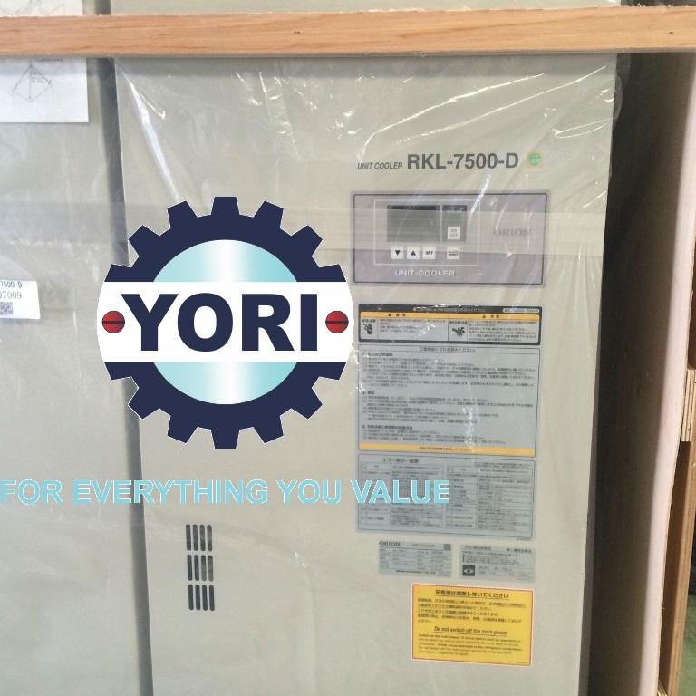 Unit Cooler (MODEL : RKL7500-D) – Máy làm lạnh nước ORION Nhật Bản (RKL7500-D)