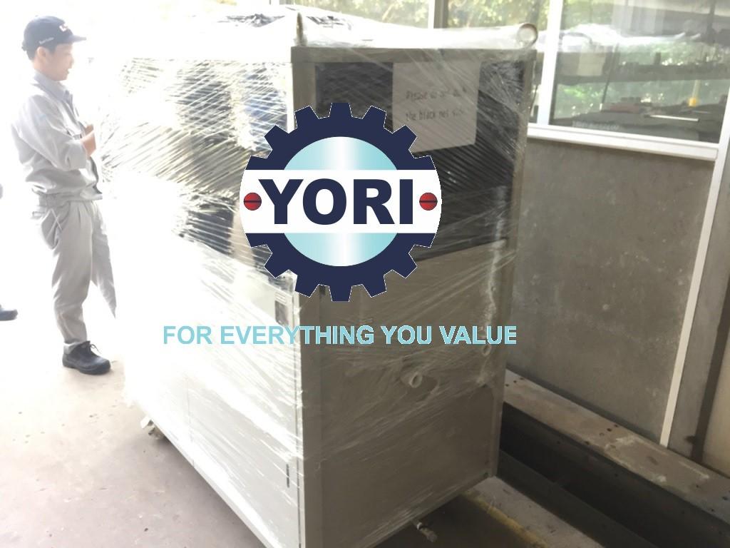 Air Cooled Chillers with Built-In Water Tank AKL Series - Dòng máy làm lạnh nước tích hợp sẵn bơm và bình chứa sản xuất tại ORION Thái Lan - AKL