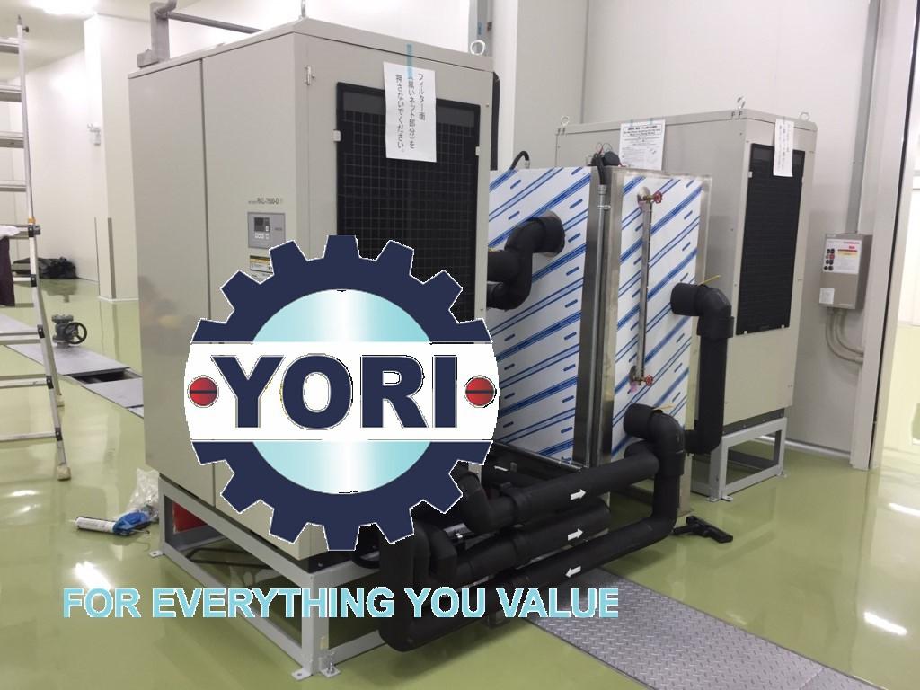 Unit Cooler Orion Japan RKL series – Dòng máy làm mát nước Orion Nhật Bản RKL