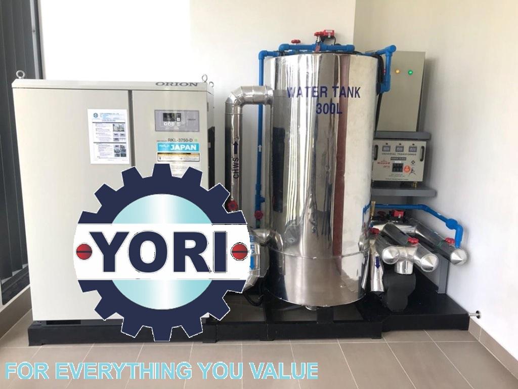 YORI – Unit Cooler ORION – Máy Làm Lạnh Nước ORION RKL3750-D