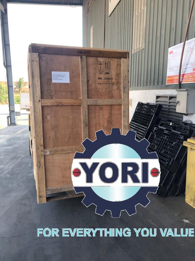 Chiller ORION for Plating Machine – Máy làm lạnh nước ORION giải nhiệt cho máy mạ!
