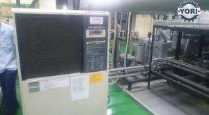 Kiểm tra và tư vấn cho khách hàng về chiller RKE3750A-V