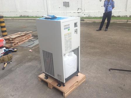 Máy lạnh chính xác (PAP) cho ngành cơ khí