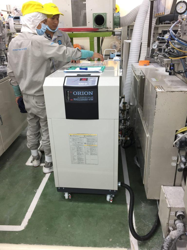 Kiểm tra và chạy thử thiết bị