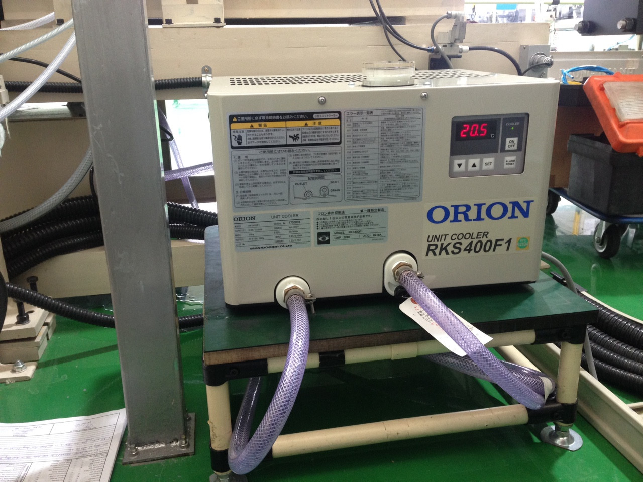 Water Chiller ORION For Welding Machine – Máy Chiller Giải Nhiệt Mối Hàn ZOKAN!