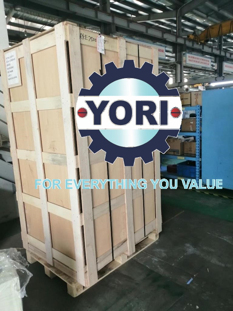 YORI – DC INVERTER Chiller ORION for Production Machine – Máy làm lạnh nước biến tần DC ORION giải nhiệt cho Máy Công Cụ!