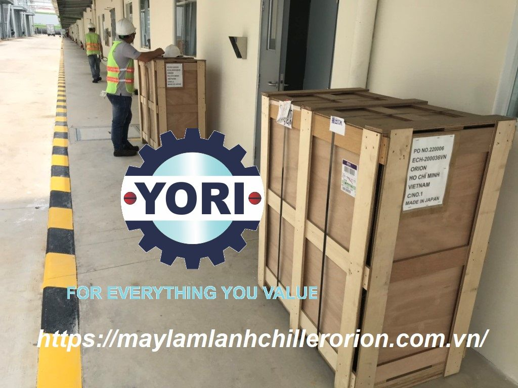YORI – ORION DC INVERTER CHILLER _ RKE1500